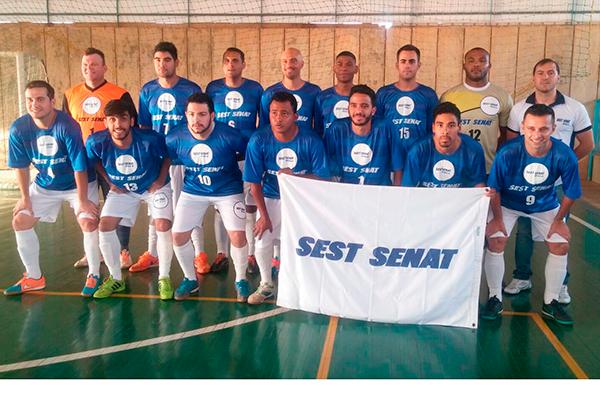 Times da unidade de Brasília (DF) participam de competições da Taça Rede  Globo e do Campeonato Candango 60e09f4bddd77