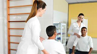 Resultado de imagem para fisioterapia sest senat