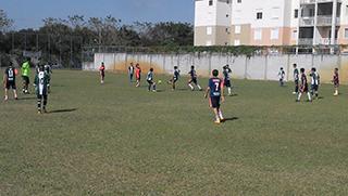 cc1180482975d Torneio teve como equipe convidada a Escolinha de Futebol Show de Bola
